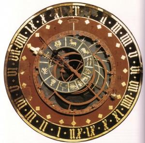 Astrolabium des Zytglogge